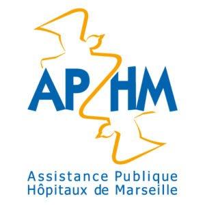 Logo de l'Assistance Publique des Hôpitaux de Marseille. Sophrologie, Hypnose, Synergie sur Marseille